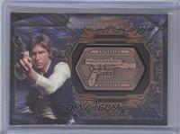 Han Solo, Han Solo's Blaster /129