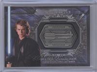 Anakin Skywalker, Anakin Skywalker's Lightsaber /50