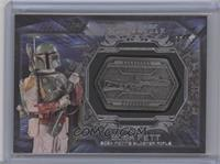 Boba Fett, Boba Fett's Blaster Rifle (Facing Forward) /50