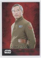Admiral Statura /100
