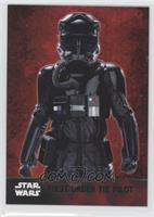 First Order TIE Pilot