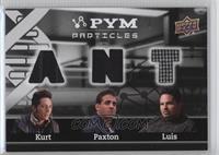 Kurt, Paxton, Luis