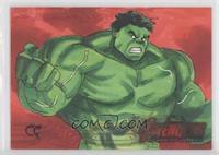 Christopher Foulkes (Hulk) /1