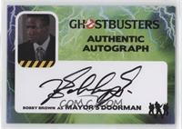 Bobby Brown as Mayor's Doorman