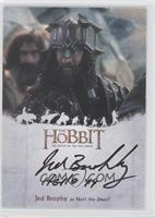 Jed Brophy as Nori the Dwarf
