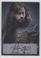 Aidan Turner as Kili the Dwarf