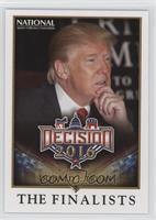 The Finalists - Donald J. Trump