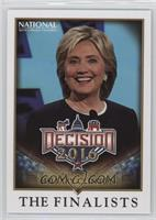 The Finalists - Hillary Clinton