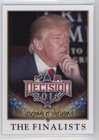 The Finalists - Donald Trump