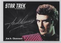 Jack Donner as Subcommander Tal