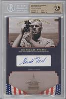 Gerald Ford /1 [BGS 9.5]
