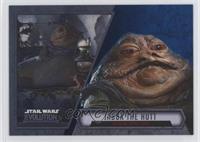 Jabba The Hutt - Tatooine Crime Lord