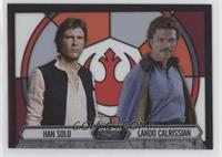 Han Solo, Lando Calrissian