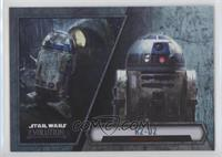 Short Print - R2-D2 (Dagobah Swamp) /100