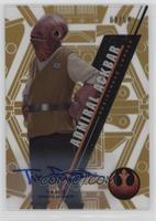 The Force Awakens - Tim Rose, Admiral Ackbar /50