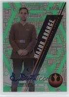 The Force Awakens - Emun Elliott, Major Brance /10