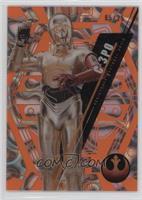 Form 2 - C-3PO /25
