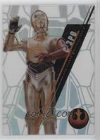 Form 2 - C-3PO
