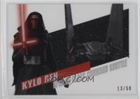 Kylo Ren /50