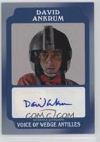 David Ankrum, Voice of Wedge Antilles /50