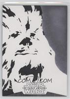 Unknown Artist (Chewbacca) /1