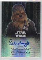 Peter Mayhew as Chewbacca /50
