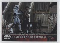 Leading Poe to Freedom