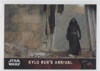 Kylo Ren's Arrival