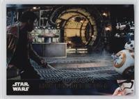 Finn Confides in BB-8 /100