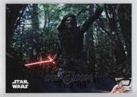 Tracked Down by Kylo Ren