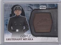 Lieutenant Mikata