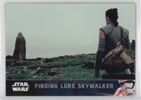 Finding Luke Skywalker