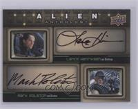 Mark Rolston, Lance Henriksen [Near Mint]