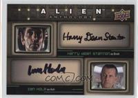 Harry Dean Stanton, Ian Holm