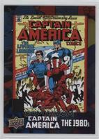 Captain America Vol 1 #255