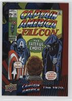 Captain America Vol 1 #139