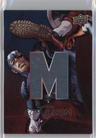 Vibranium Name Plate M