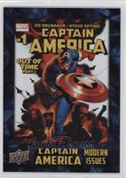 Captain America Vol 5 #1 /10
