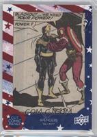 Avengers Vol 1 #277 /96