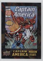 Captain America Vol 3 #25