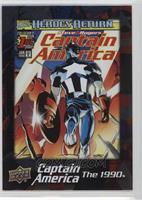 Captain America Vol 3 #1