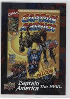 Captain America Vol 2 #10