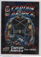 Captain America Vol 2 #3