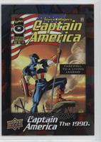 Captain America Vol 1 #454