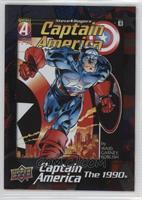 Captain America Vol 1 #445