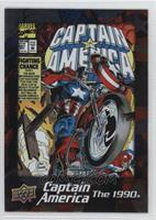 Captain America Vol 1 #427
