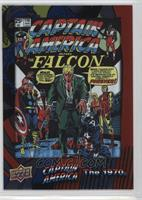Captain America Vol 1 #176