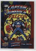 Captain America Vol 1 #155