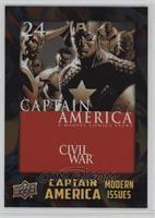 Captain America Vol 5 #24