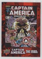 Captain America Vol 1 #288 /175